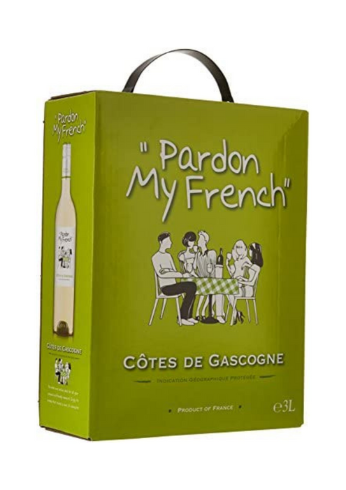 Pardon My French Côtes de Gascogne 3L
