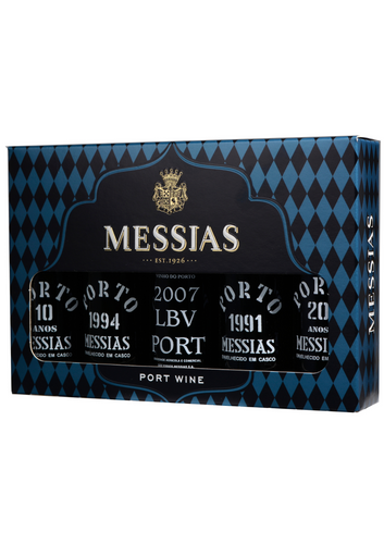 Porto Messias 5x5cl. Gaveæske
