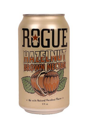 Rogue Hazelnut Brown Ale - Vine0nline
