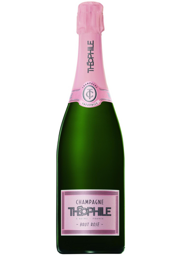 THEOPHILE BRUT ROSÉ CHAMPAGNE THEOPHILE