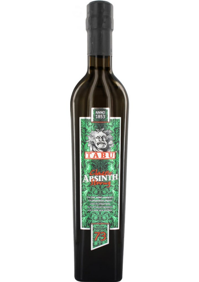 Tabu Absinth Strong (73%) - Vine0nline