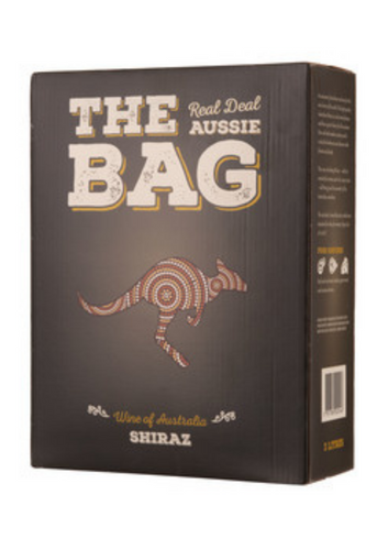 The Bag Real Deal Aussie 3 Liter Bag In Box