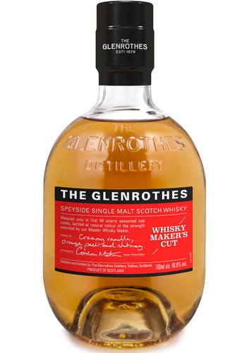 The Glenrothes Whisky Makers Edition - Vineonline