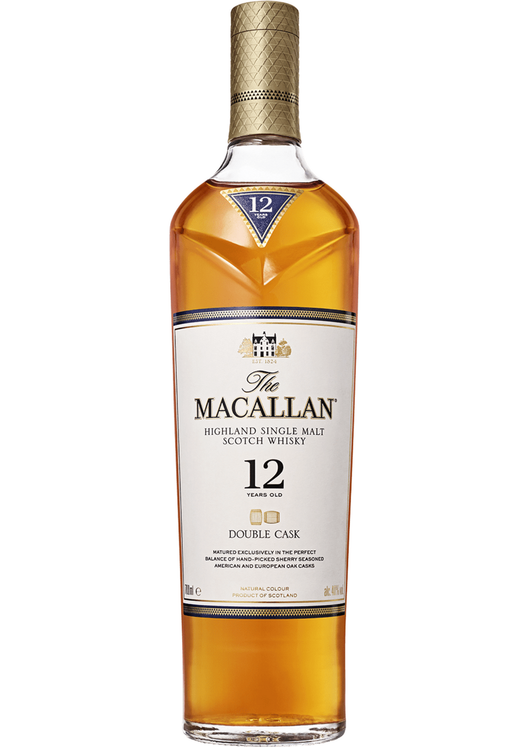The Macallan Double Cask 12 Years Old - Vine0nline