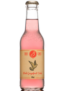 Three Cents Pink Grapefruit Soda (Inkl. Pant) - Vine0nline