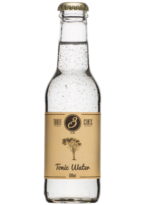 Three Cents Tonic Water (Inkl. Pant) - Vine0nline