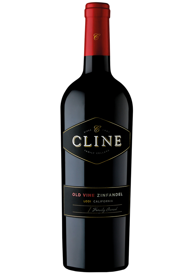 ZINFANDEL OLD VINE Lodi California, Cline Cellars