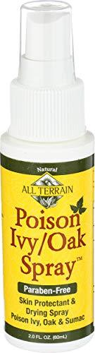 [product_id] - All Terrain, Outdoors, Poison Ivy Relief - Wellica