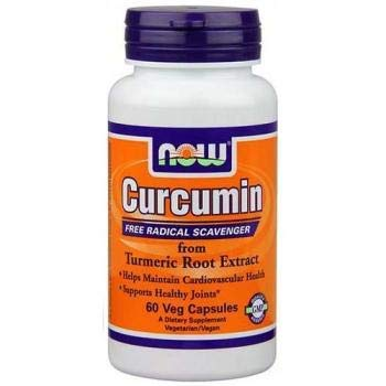 Curcumin, Herbal Supplements, Now Foods, preferred brand, virus buster, Vitamins & Dietary Supplements - Wellica