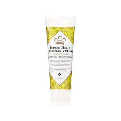 Nubian Heritage Hand Cream, Indian Hemp, 4 Ounce