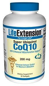 [product_id] - CoQ10, Drugstore, Life Extension - Wellica