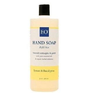 Eo Products Hand Soap Refill Lmn&Eucl 32 Fz