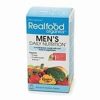Country Life Realfood Organics Men's Daily Nutrition, Tablets