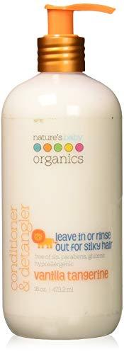 [product_id] - Beauty, Conditioners, Nature's Baby Organics - Wellica