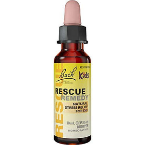 [product_id] - Drugstore, Flower Essences, RESCUE - Wellica
