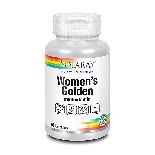 Blended Vitamin & Mineral Supplements, preferred brand, Solaray, virus buster, vitamins for women - Wellica