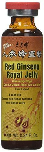 Prince of Peace Red Ginseng Royal Jelly, 30 Count, [wellica]