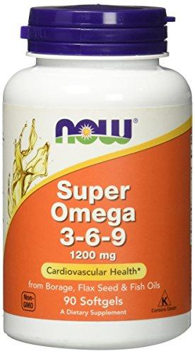 Essential Fatty Acids, NOW, Omega 3-6-9, Omega Oils, preferred brand, Supplements, virus buster, Vitamins & Dietary Supplements, Workout Suppleme