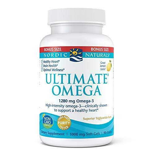 Nordic Naturals, Omega-3, virus buster - Wellica