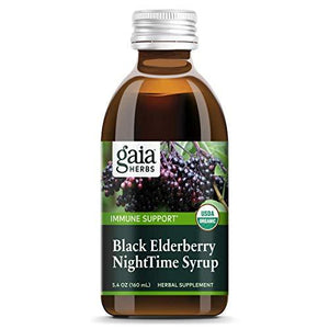 Elderberry, Gaia Herbs, preferred brand - Wellica
