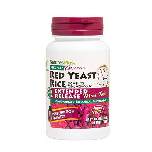 Nature's Plus, Red Yeast Rice - Wellica