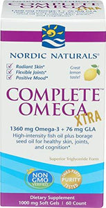 Bone & Joint, Bone and Joint, Combinations, Hair-Skin-Nail Support, Nordic Naturals, preferred brand, virus buster, Workout Supplements - Wellica