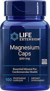 [product_id] - Drugstore, Life Extension, Magnesium - Wellica