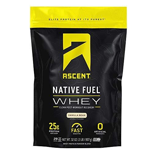 [product_id] - Ascent, Drugstore, Whey - Wellica