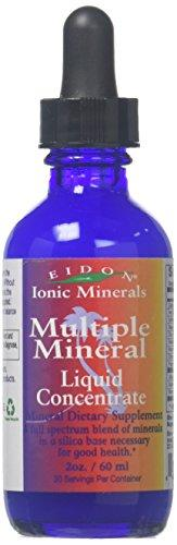 Eidon Multiple Minerals Supplement, 2 Ounce, [wellica]