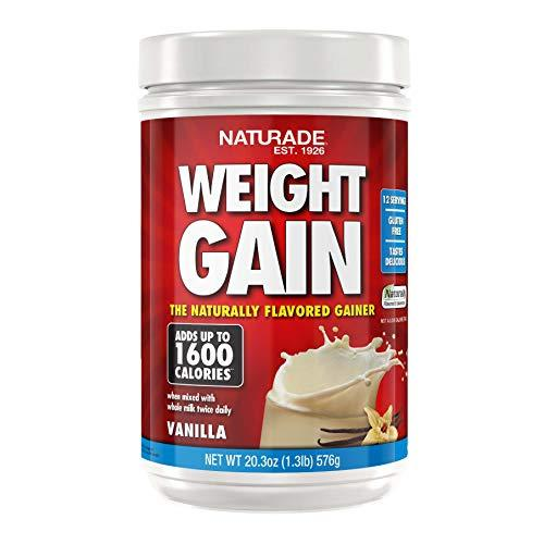 Naturade, Weight Gainers - Wellica