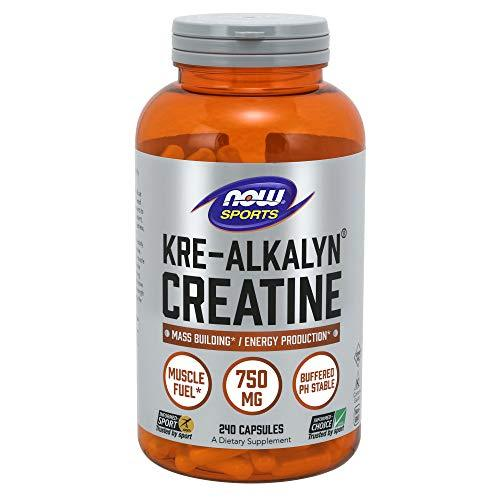 Creatine, Now Foods, preferred brand, Workout Supplements - Wellica