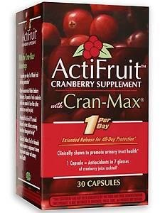 Cranberry, Enzymatic Therapy, Herbal Supplements, virus buster, Vitamins & Dietary Supplements - Wellica