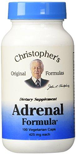 Adrenal Extracts, Dr. Christopher's, Drugstore - Wellica