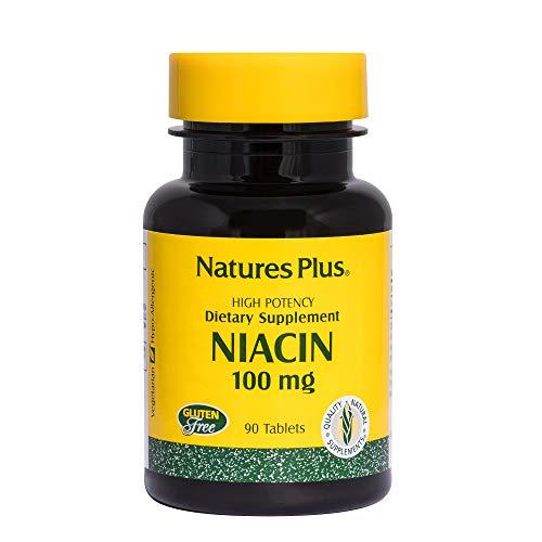 B3 (Niacin), Nature's Plus, virus buster - Wellica