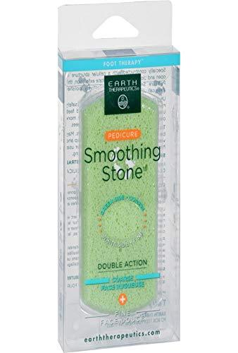 Earth Therapeutics Pedi-glass Stone, Green
