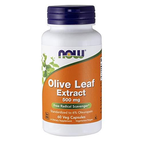 Now Foods, Olive Leaf, preferred brand - Wellica