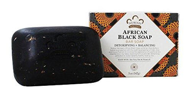 Nubian Heritage Soap Bar, African Black, 5 Ounce, [wellica]