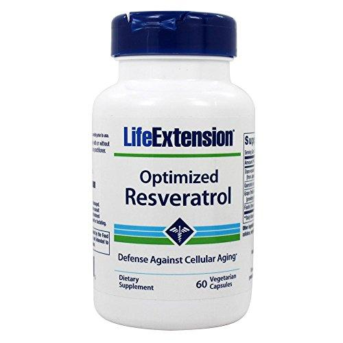 [product_id] - Drugstore, Life Extension, Resveratrol, virus buster - Wellica