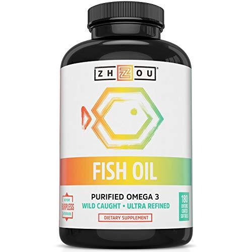 Bone & Joint, Bone and Joint, Fish Oil, preferred brand, Workout Supplements, Zhou Nutrition - Wellica