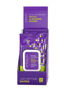 [product_id] - Andalou Naturals, Beauty, Cloths & Towelettes, Skin Care Products - Wellica