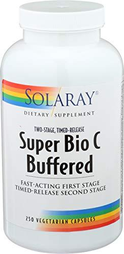 preferred brand, Solaray, virus buster, Vitamin C, Vitamins, Vitamins & Dietary Supplements, White - Wellica