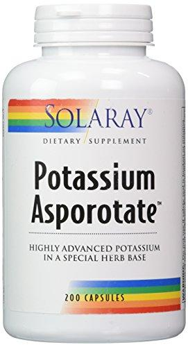 Potassium Asporotate Highly Advanced 99 MG (200 Capsules)
