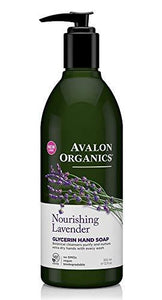 [product_id] - Avalon Organics, Beauty, Hand Wash, virus buster - Wellica