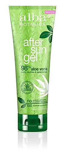 Alba Botanica Gel Aloe Vera After Sun 8oz