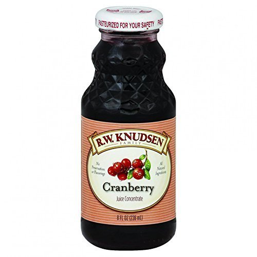 Knudsen Cranberry Juice - Concentrate, 8 Ounce - 6 per case