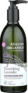 [product_id] - Avalon Organics, Hand Wash, Pantry - Wellica