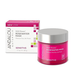 [product_id] - Andalou Naturals, Beauty, Hair-Skin-Nail Support, Masks, preferred brand, Skin Care Products, virus buster - Wellica
