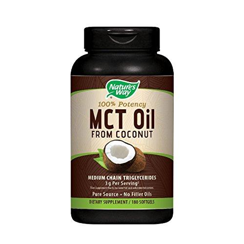 MCT Oil, Nature's Way - Wellica