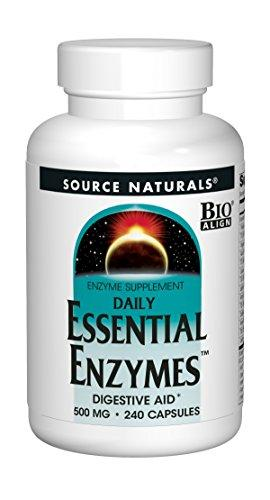 Multi-Enzymes, Source Naturals, Source Naturals - Planetary Herbals - Wellica