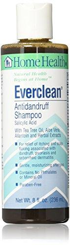 Home Health Everclean Antidandruff Shampoo, 8 Ounce